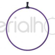 Кольцо без крепления с фиолетовым тейпом