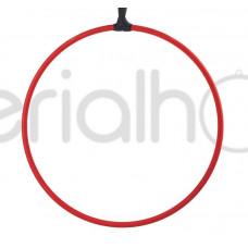 Кольцо без крепления с красным тейпом