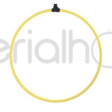 Кольцо без крепления с желтым тейпом