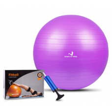 Фитбол 65 см (violet)