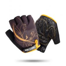 Перчатки для фитнеса S-M (w-1743) женские