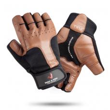 Перчатки для тяжелой атлетики M-L (w-1554) мужские
