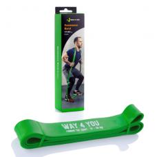Резиновая петля Зеленая (17 - 54 кг)