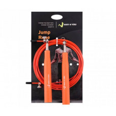 Cкакалка Ultra Speed Cable Rope 3 [w40036-or]
