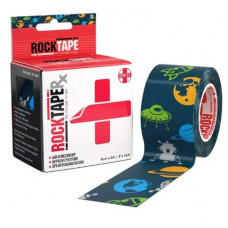 Кинезио Тейп Rocktape Rx 5см Х 5м для нежной кожи