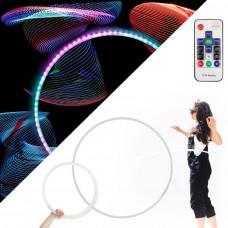 Хулахуп Echo Glow - 84 LED - 95cm