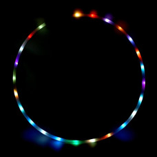 Хулахуп Echo PLAY - 24 LED - Rainbow