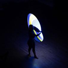 Хулахуп Echo SuperGlow - 153 LED - 85cm