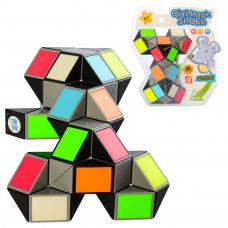 "Кубик-рубик ""Змейка"" EQY554, 48 сегментов"