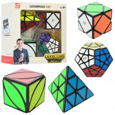 Набор головоломок кубика Рубика EQY527, 4 кубика в наборе