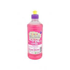 Розовый ПВА клей Tuban 500 мл